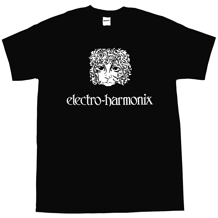 Electro-HarmonixLogo T-ShirtSmallBlack