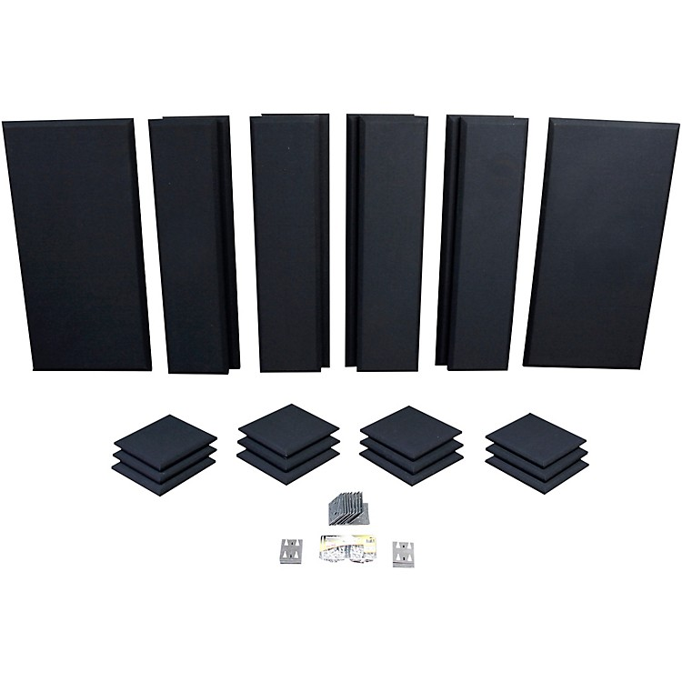Primacoustic London 12 Room Kit Black