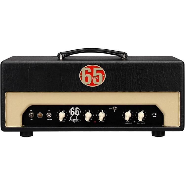 65ampsLondon Pro 18W Tube Guitar Amp HeadBlack