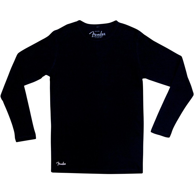 Fender Long Sleeve Thermal Navy Medium