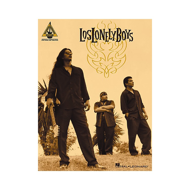 Hal Leonard Los Lonely Boys Guitar Tab Songbook