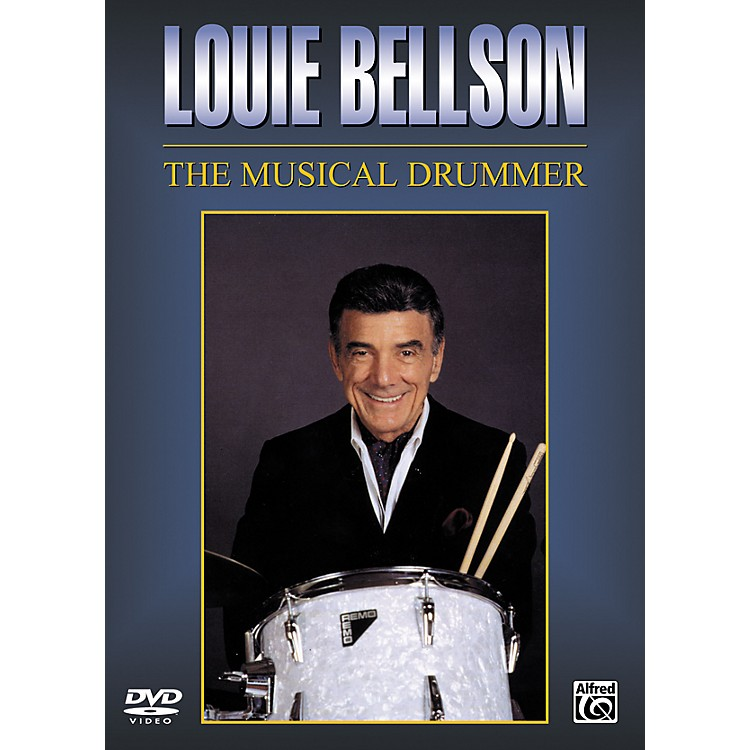 Alfred Louie Bellson - The Musical Drummer (DVD)
