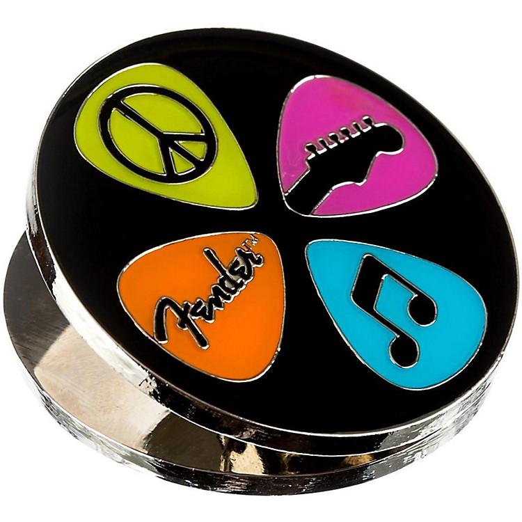 FenderLove Peace and Music Magnet Clip