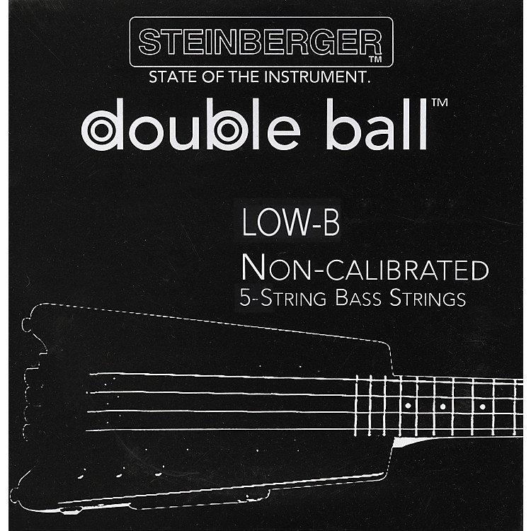 Steinberger Low B 5-String Bass Guitar Strings