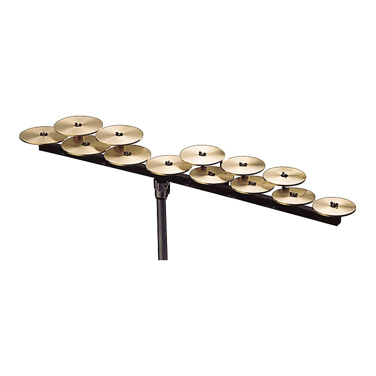 ZildjianLow Octave Crotales without Bar