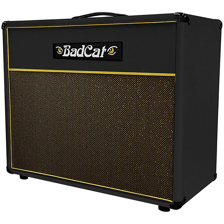 Bad Cat Lrg 1x12 Speaker Guitar Cab Black