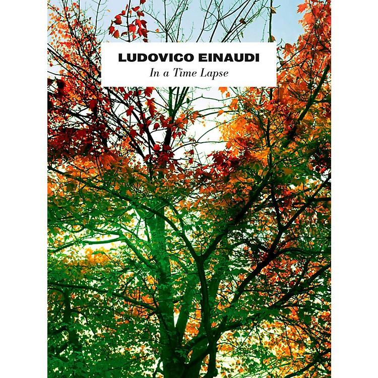 Music SalesLudovico Einaudi - In A Time Lapse for Piano Solo