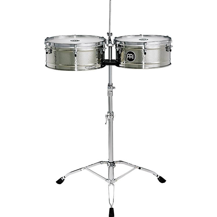 MeinlLuis Conte Stainless Steel Timbales