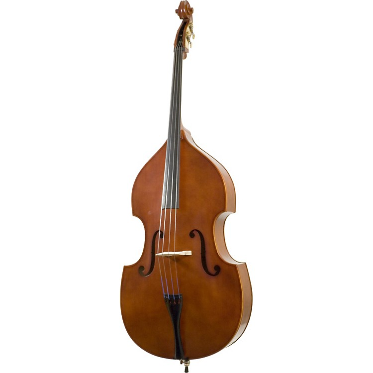 Florea Lupeni Double Bass Outfit 3/4 Size