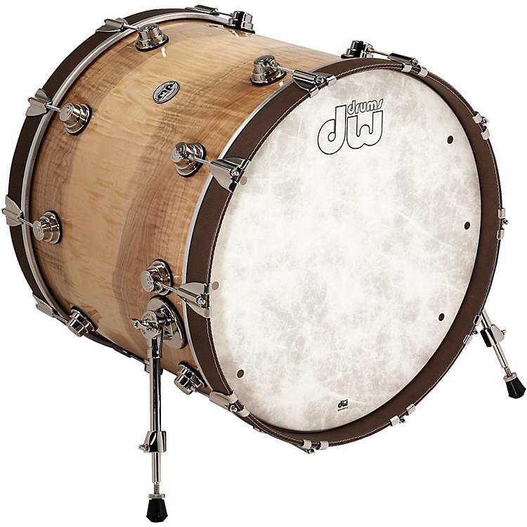 DWLux Leather Bass Drum Hoop22 InchAdobe