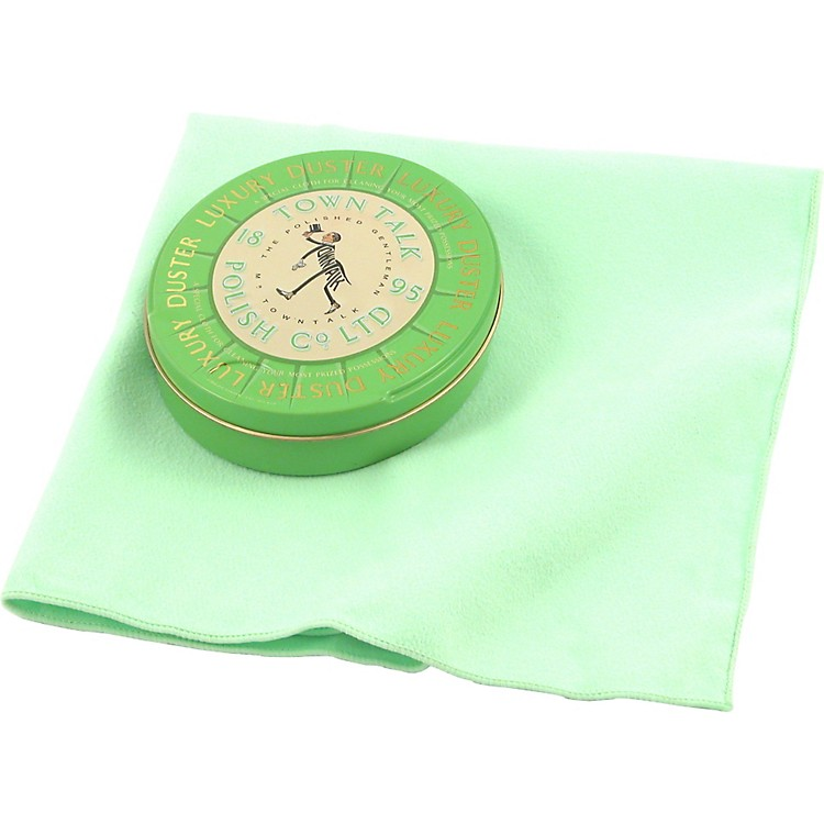 Town Talk Polish Luxury Duster In Lime Green Tin