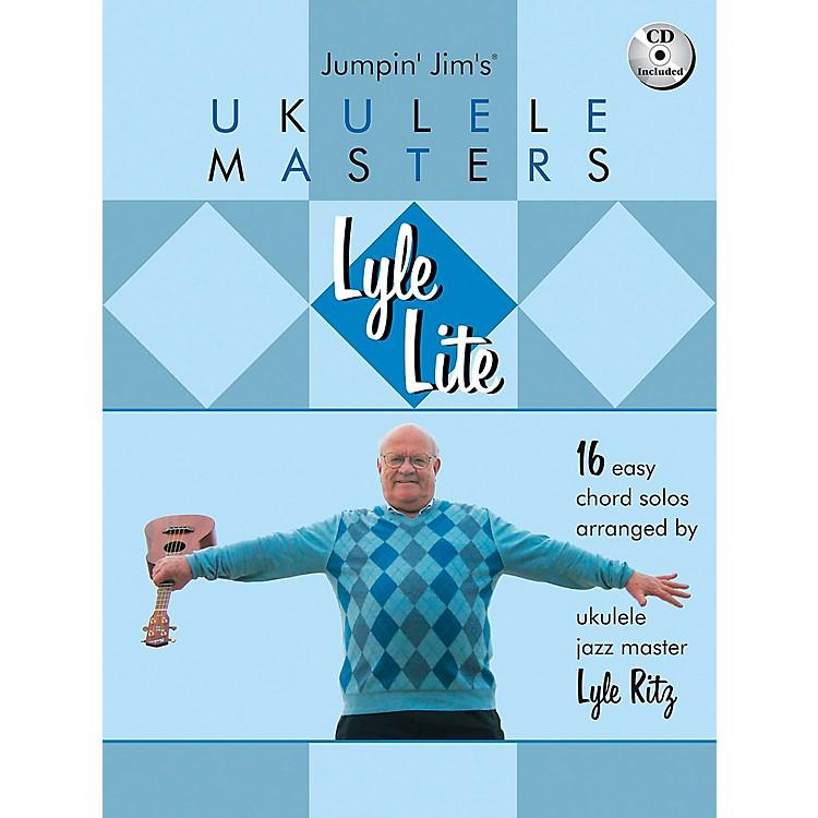 Hal LeonardLyle Lite: 16 Easy Chord Solos Arranged by Ukulele Jazz Master Book/CD
