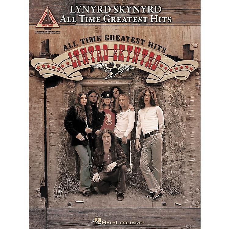 Hal LeonardLynyrd Skynyrd - All Time Greatest Hits Guitar Tab Songbook