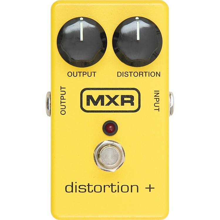MXR M-104 DISTORTION + Guitar Pedal