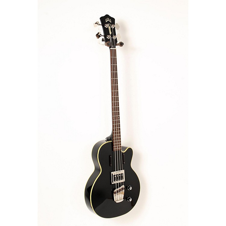 Guild M-85 Bass Black 888365835716