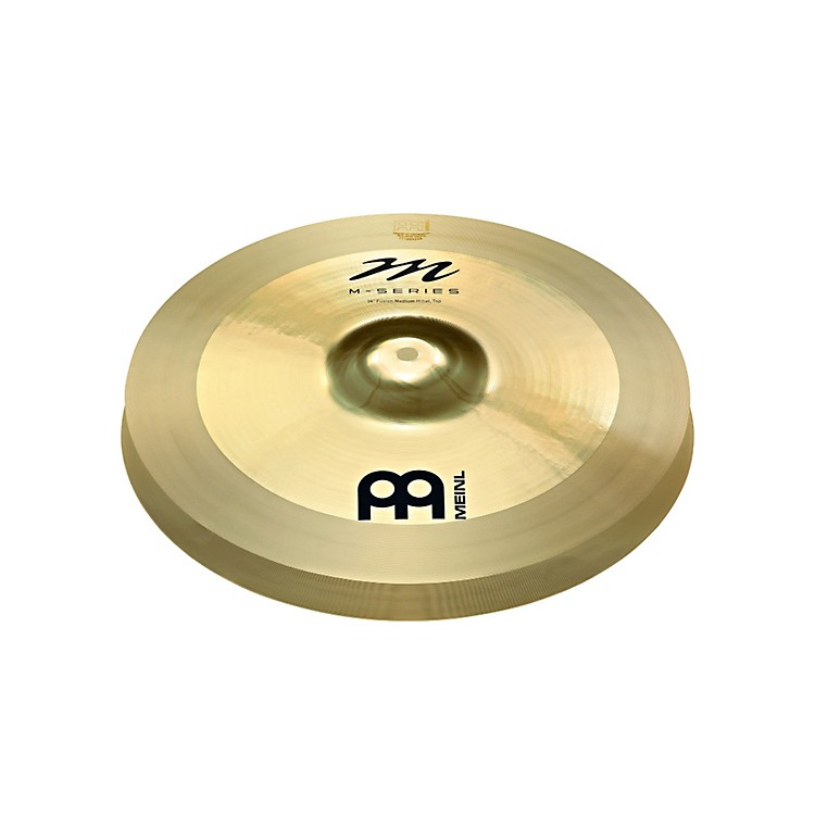 Meinl M-Series Heavy Hi-Hat Cymbal Pair 14 in.