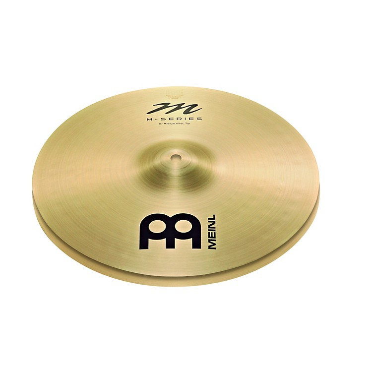 Meinl M-Series Medium Hi-Hat Cymbals 13 in.