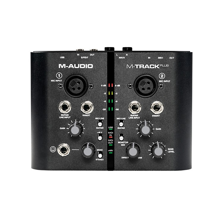 M-AudioM-Track Plus