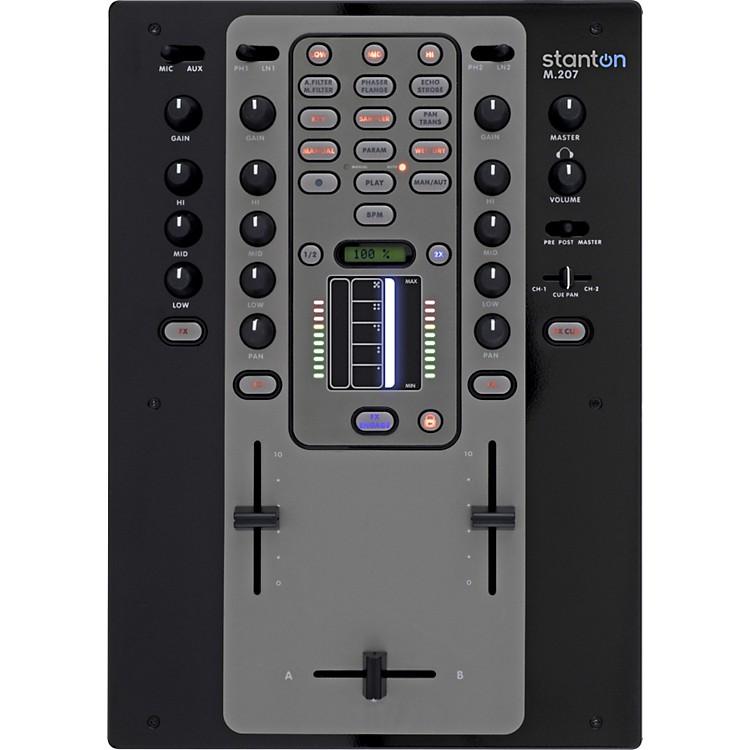 StantonM.207 2-Channel DJ Mixer