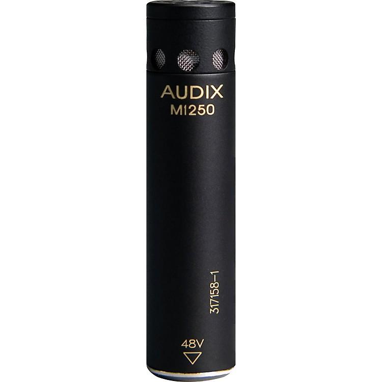 AudixM1250 RFI-Immune Condenser MicrophoneBlackOmni