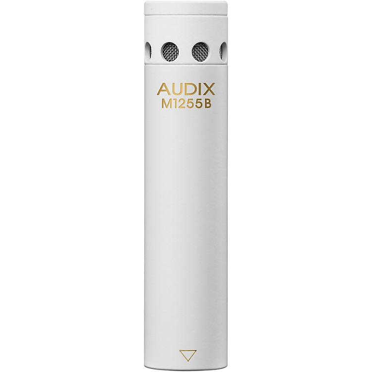 AudixM1255B Miniaturized Condenser MicrophoneOmniWhite