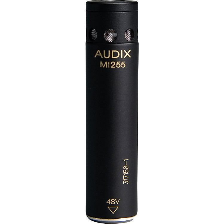Audix M1255B Miniaturized Condenser Microphone White Cardioid