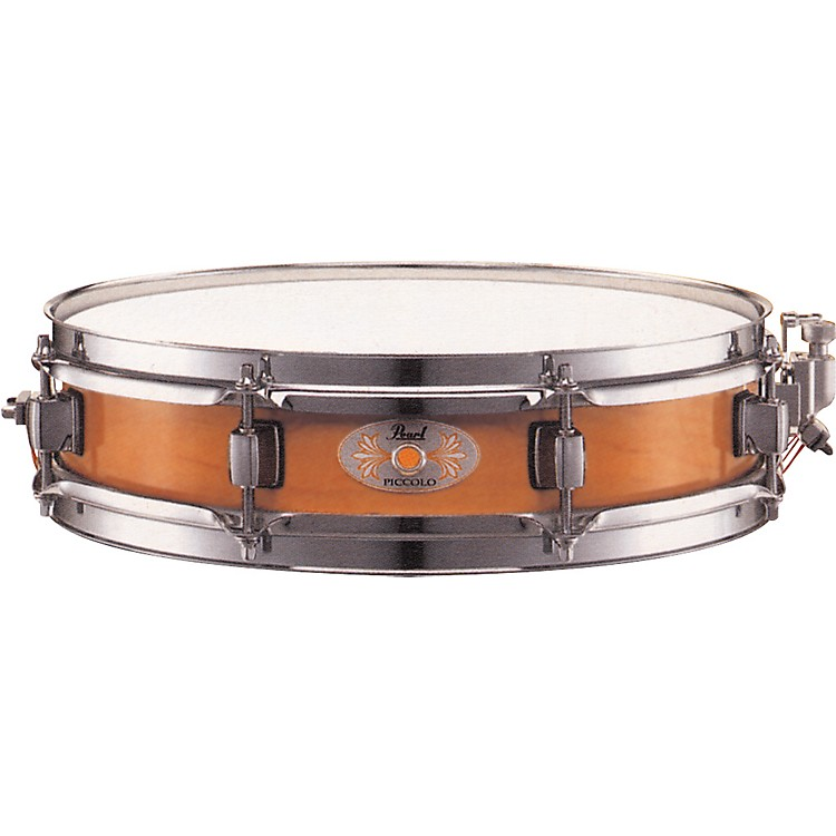 Pearl M1330 Maple Piccolo Snare Drum Natural