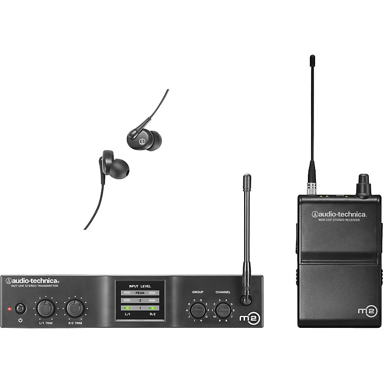 Audio-TechnicaM2 In-Ear Wireless Monitor SystemBand L