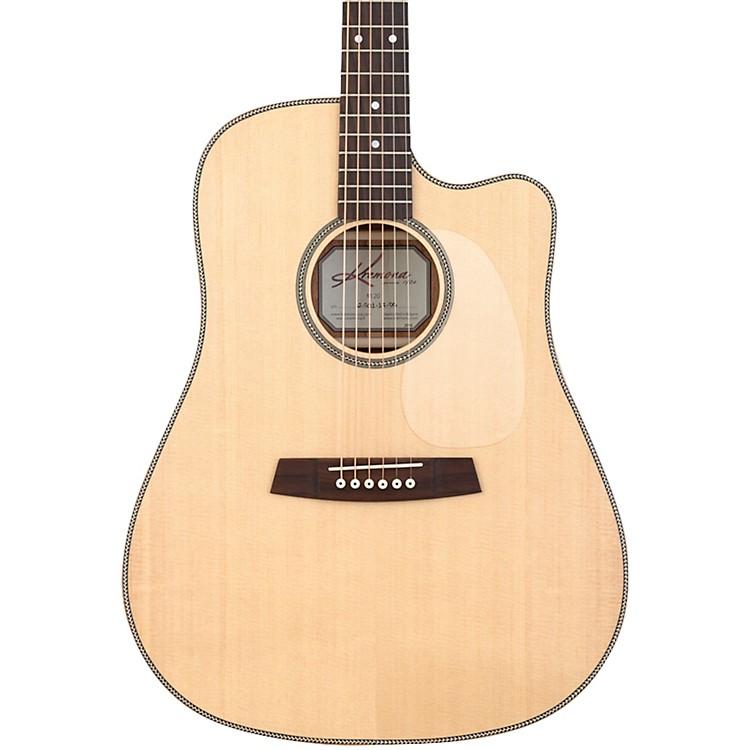 KremonaM20 D-Style Acoustic-Electric GuitarNatural