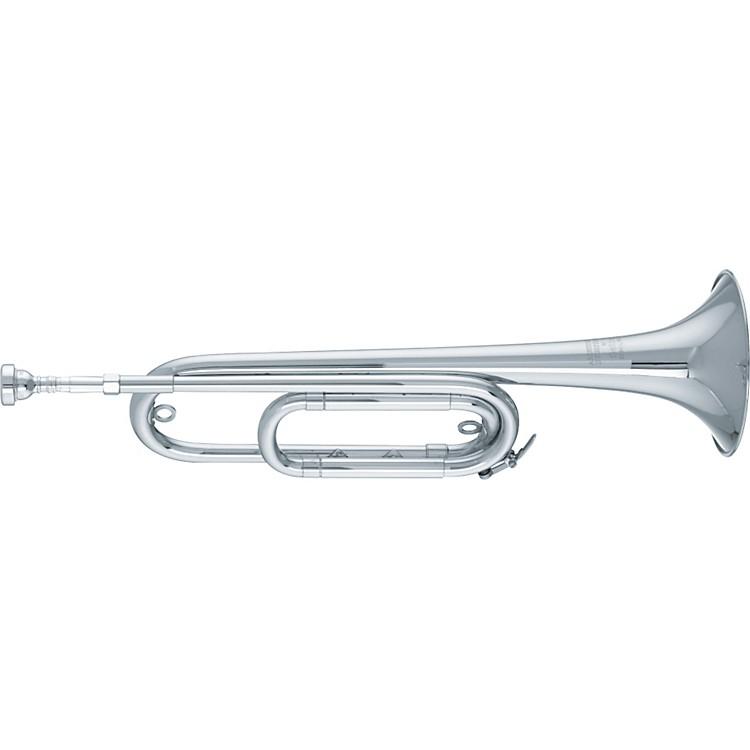 GetzenM2003 American Heritage Series Bb Field TrumpetSilver