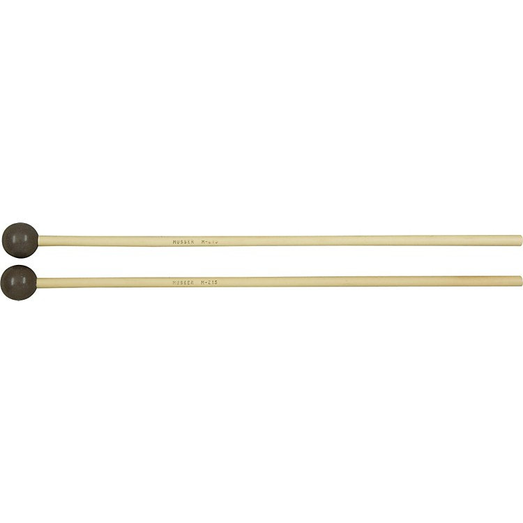 Musser M215 Hard Brown Phenolic Mallets