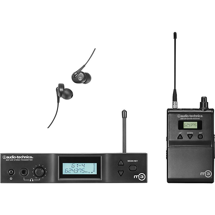 Audio-Technica M3 In-Ear Wireless System Band M