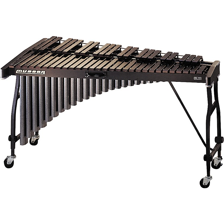 MusserM31 / M7031 Windsor II 4-Octave Kelon MarimbaWith Concert Frame (M-31)