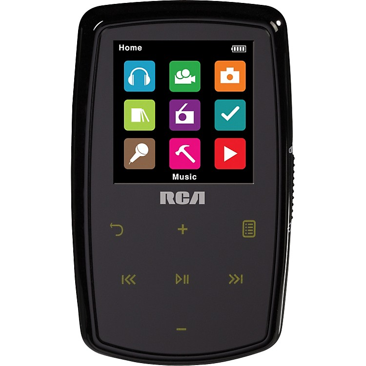 RCAM3904 4GB Digital MP3 Player with Video