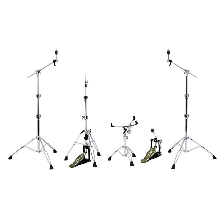 Crush Drums & PercussionM4 5 Piece Hardware Pack with 2 Boom Stands
