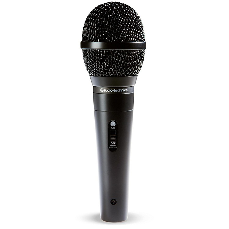 Audio-Technica M4000S Handheld Dynamic Microphone