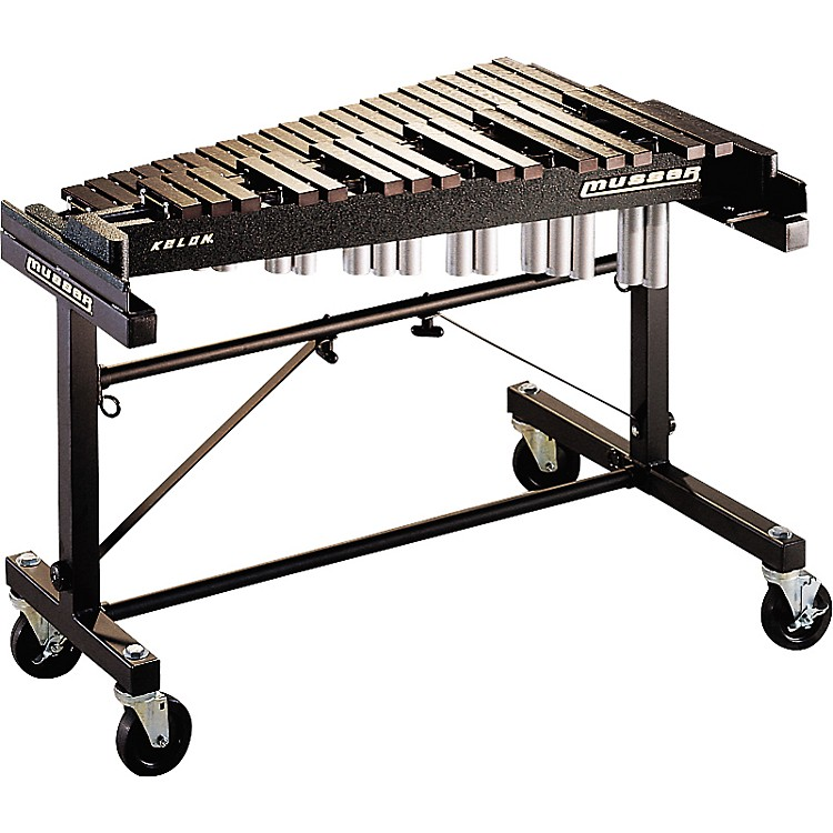MusserM42 / M7042 / M8042 Elite 3 Octave XylophoneWith All Terrain Frame (M8042)