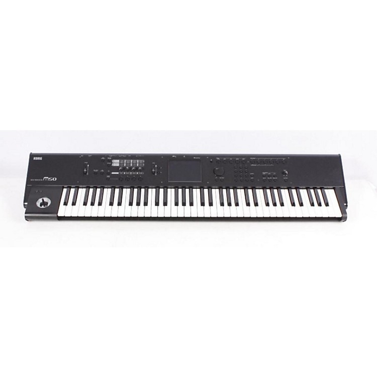 Korg M50 73-Key Compact Workstation Regular 886830382116