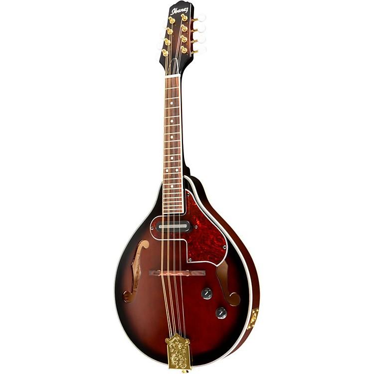 IbanezM511SEDVS A-Style Acoustic-Electric MandolinDark Violin Sunburst