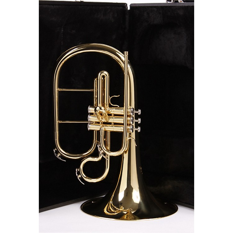 Dynasty M546 Series Marching F French Horn Lacquer 886830455148