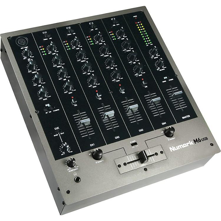 NumarkM6 USB DJ Mixer