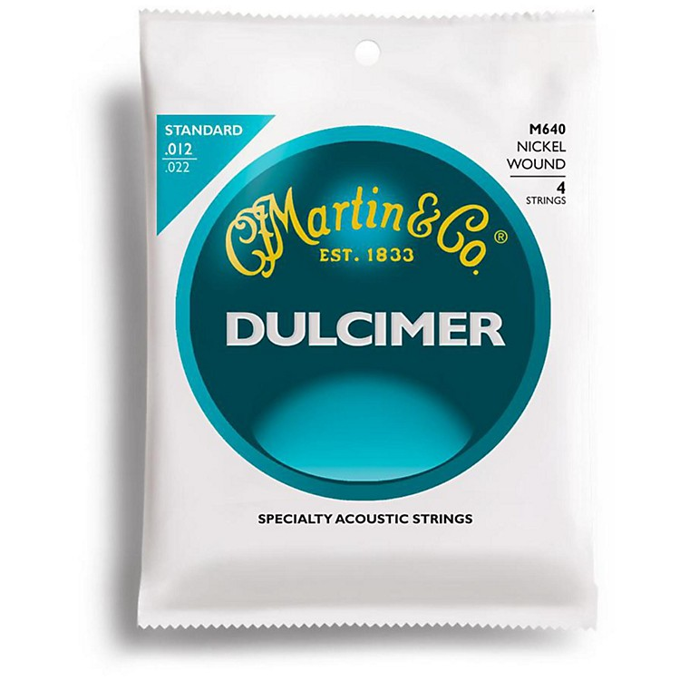 MartinM640 Nickel Alloy Dulcimer Strings