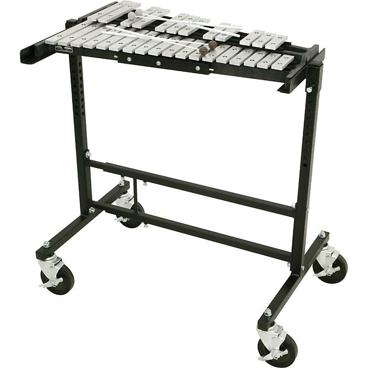 MusserM65 2.5 Octave Alluminum Bells Mallet PercussionWith M8005 Cart