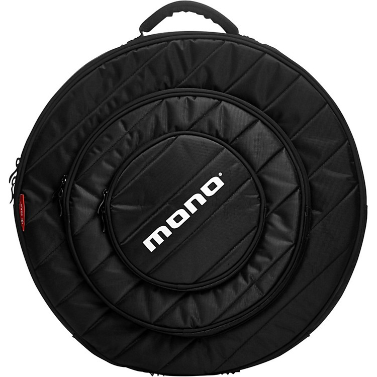 MONO M80 Cymbal Case Black 22 in.