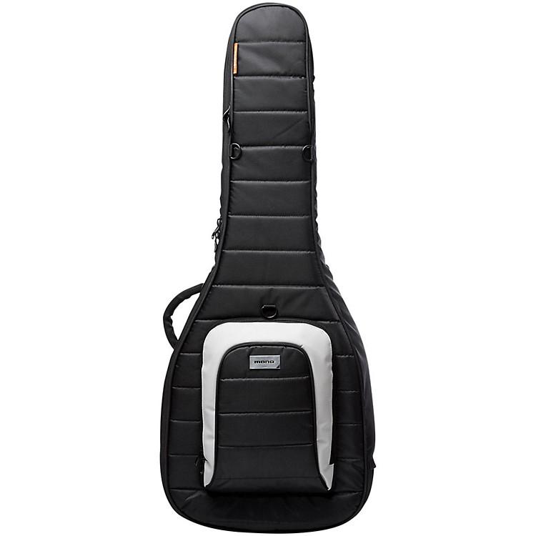 MONOM80 Dual Acoustic/Electric Guitar CaseBlack