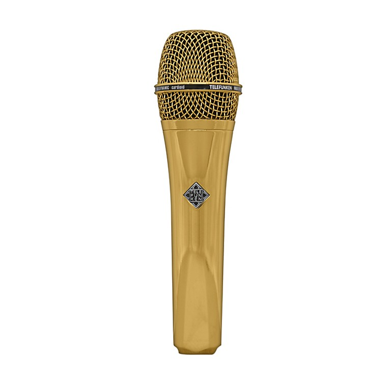TelefunkenM80 Dynamic MicrophoneGold