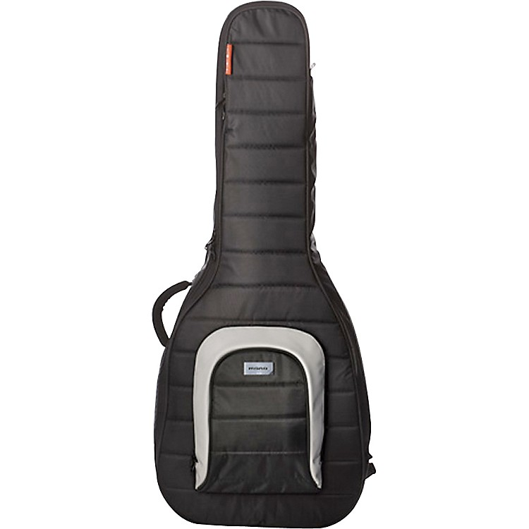MONO M80 Semi-Hollow Electric Guitar Case Jet Black