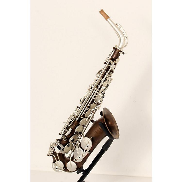 MACSAXMAC 8 Alto SaxophoneEF Finish888365584911