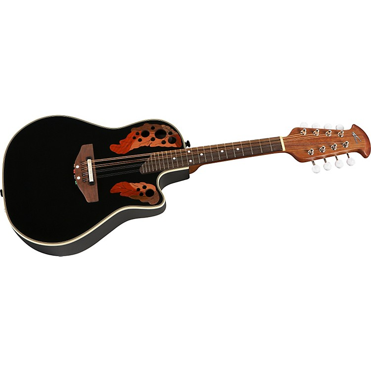 Applause MAE148 Roundback Acoustic/Electric Mandolin