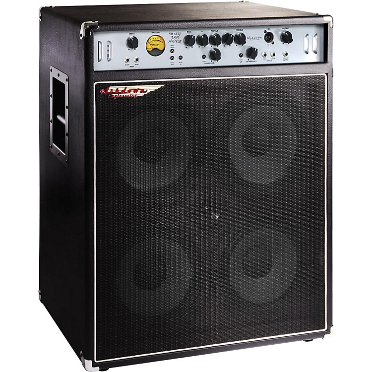 AshdownMAG C410T-300 EVO II 300W 4x10 Bass Combo Amp